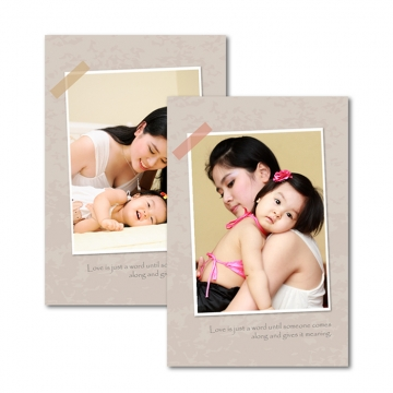 PHOTO MINI SET ( 55x82mm)