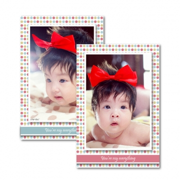 PHOTO MINISET ( 55x82mm)