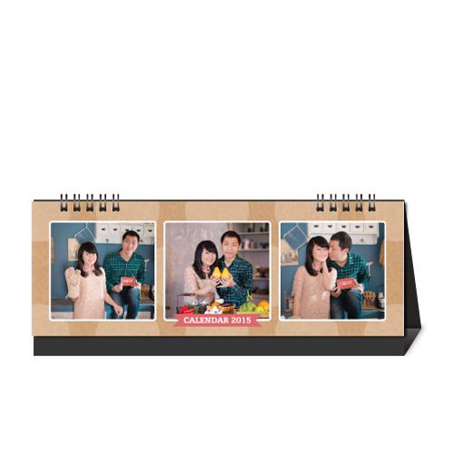 Lịch Bàn (12x29cm)