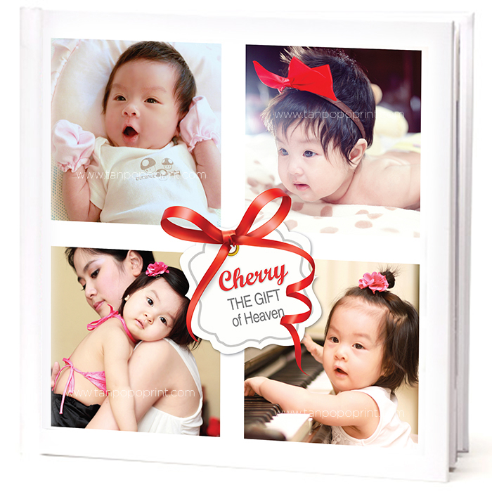 BABY GROWS BOOK